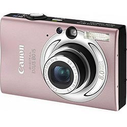 Canon Digital IXUS 80 IS Caramel/Pink