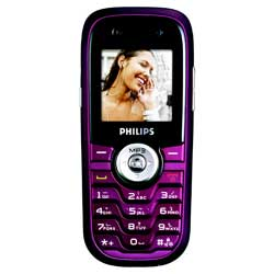 Philips S660 Purple