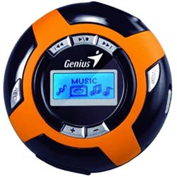 Genius MP3-DJ Sport 2Gb