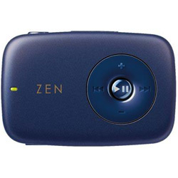Creative ZEN Stone 1Gb Blue