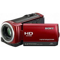 Sony HDR-CX100ER