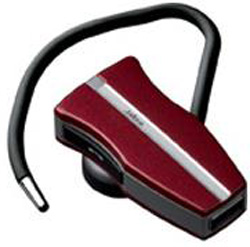 Jabra JX10 Burgundy Red