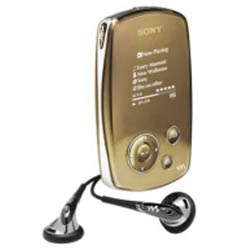 Sony NW-A1000 gold