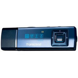 Transcend T.sonic 320 4Gb Blue